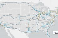Amtrak Connects US plan map. Image from Amtrak.