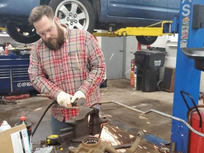 A Mechanic's Solution For Auto Parts Theft
