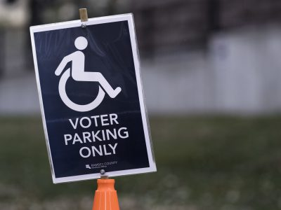 State Restrictions Often Bar Disabled Voters