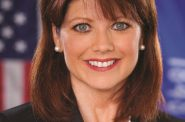 Rebecca Kleefisch. Photo from the State of Wisconsin Blue Book 2017-2018.
