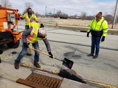 Federal Pandemic Aid Will Repair State Roads
