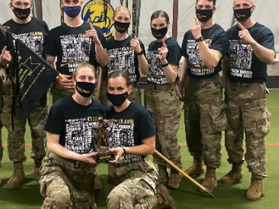 Marquette Army ROTC advances to Sandhurst Military Skills Competition