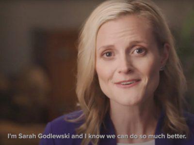 Sarah Godlewski Launches Democratic Campaign for U.S. Senate in Wisconsin