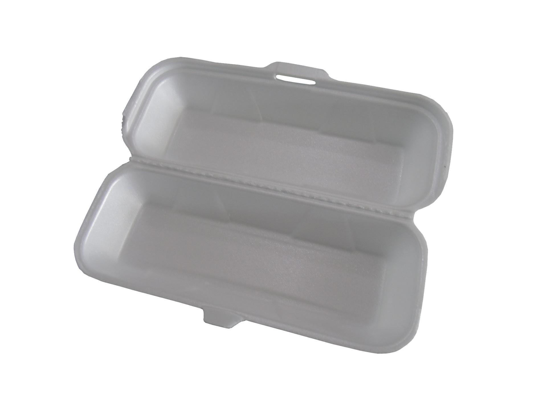Styrofoam foam container. (Pixabay License).