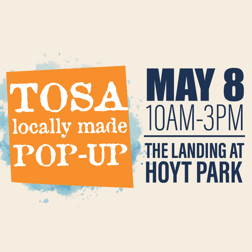 TOSA Locally Made Spring Pop-Up