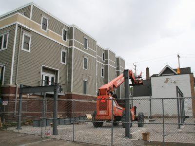Friday Photos: Brady Street Development Underway