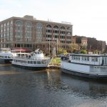 Eyes on Milwaukee: Milwaukee Boat Line Moves Upriver