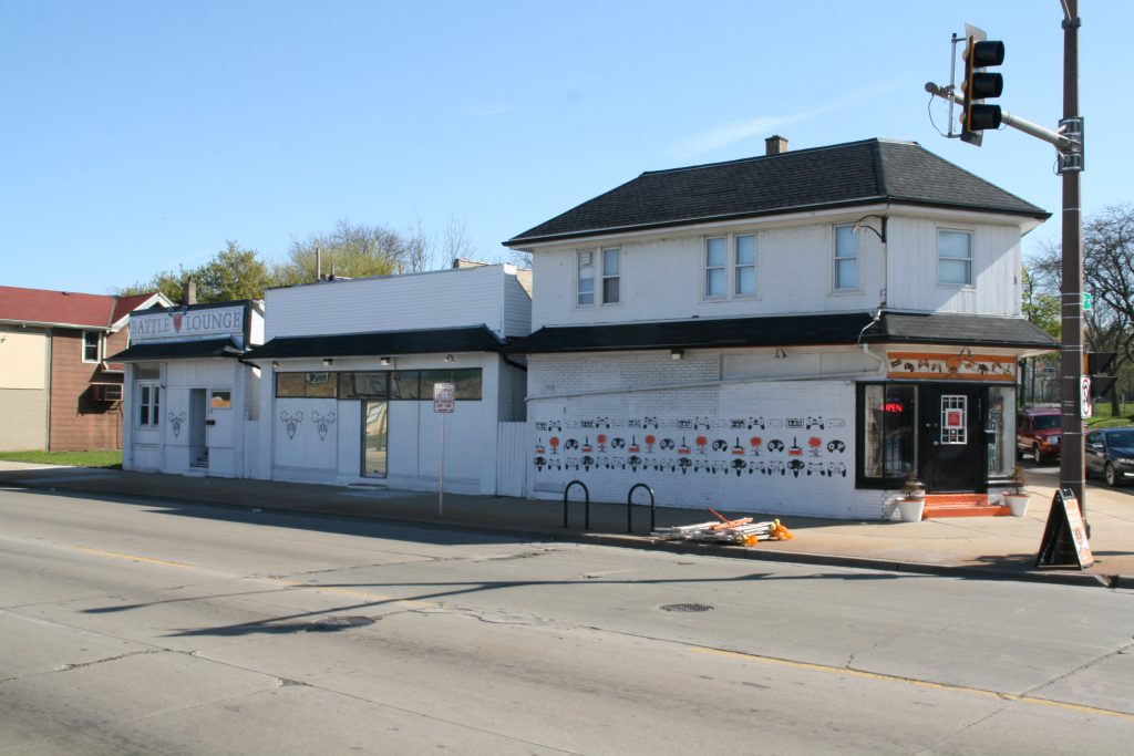 Battlebox Studios at 5431 W. Lisbon Ave. Photo by Jeramey Jannene.