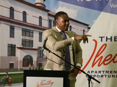 Eyes on Milwaukee: Royal Capital Celebrates Start of 53206 Housing Development