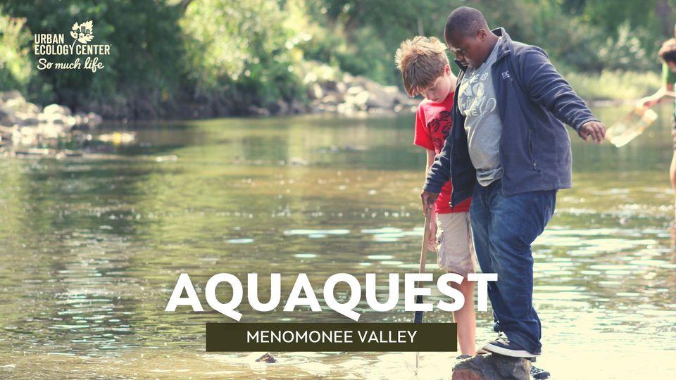 AquaQuest at Menomonee Valley