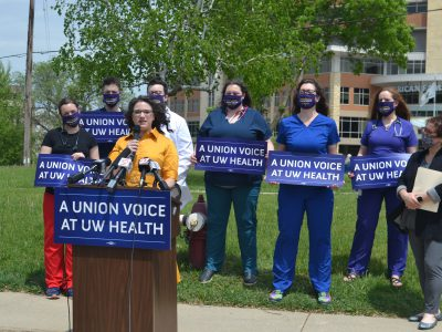 Bill Gives Union Rights to UW Health Staff