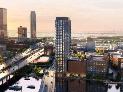 Eyes on Milwaukee: $140 Million, 32-Story Third Ward Tower Revealed