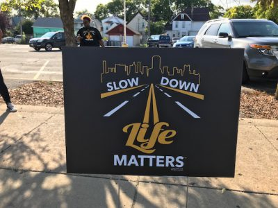 Coalition Launches Campaign Against Reckless Driving