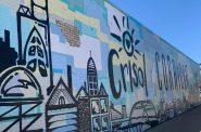 Organizers are working with residents and business owners, including members of the Crisol Corridor Business Improvement District, to create an action plan for the neighborhood around South 13th Street. Photo by Edgar Mendez/NNS.