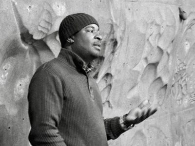 Reggie Moore's Calling Has Always Been His Community