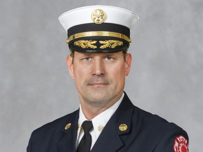 City Hall: Lipski Appointed Fire Chief For One Year