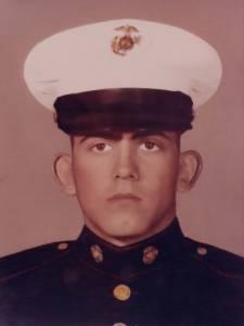 Robert Nelson Davis, U.S. Marine