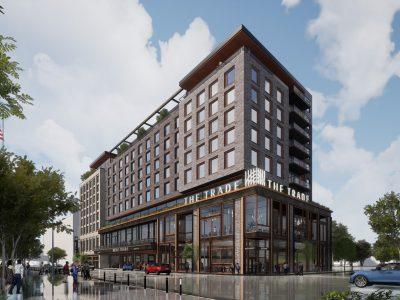 Eyes on Milwaukee: It's 'The Trade Milwaukee' Hotel