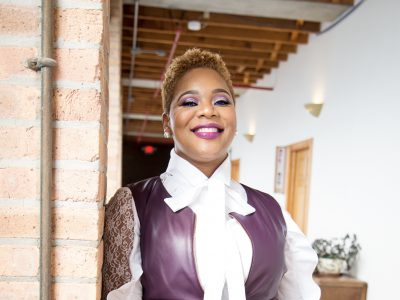 Arnitta Holliman Is Fighting Violence with Love