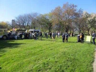 Bar Exam: Milwaukee County Parks Traveling Beer Garden Returns