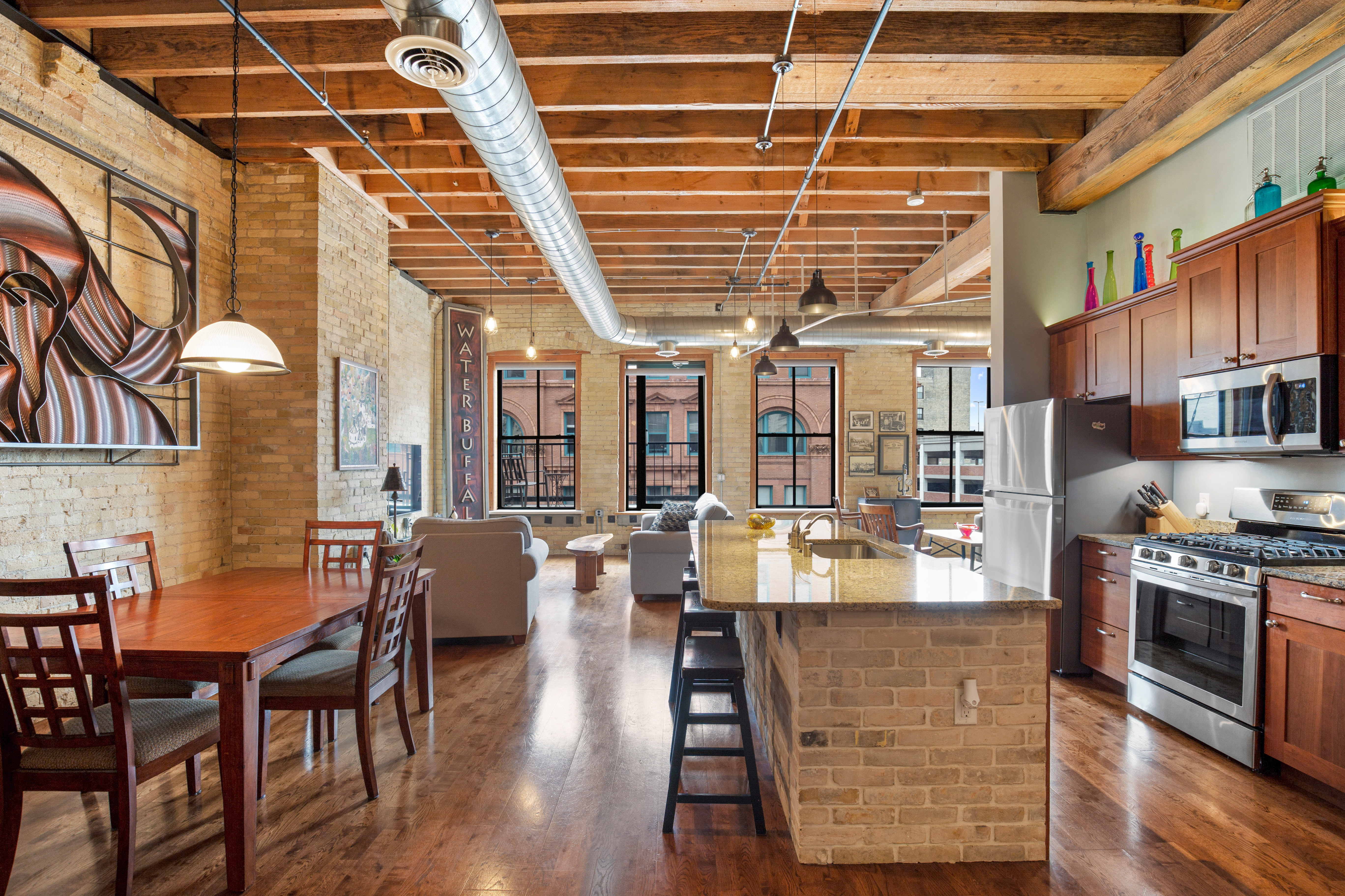 205 N. Water St., #406. Photo courtesy of Corley Real Estate.
