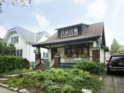 MKE Listing: Charming Washington Heights Home