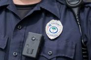 Police body camera. Photo by Ryan Johnson, CC BY-SA 2.0 , via Wikimedia Commons