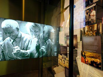 Entertainment at a Distance: Public Museum's U.S. Debut of Nelson Mandela Exhibition