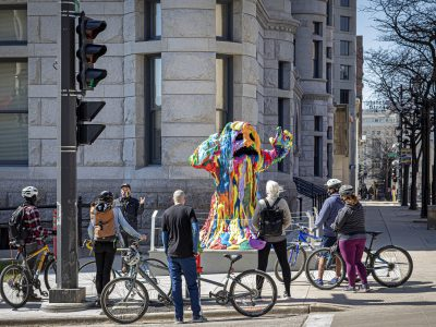 Sculpture Milwaukee Announces 2021 Exhibition- there is this We