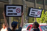 Support legal abortion. Photo by Charles Edward Miller. (CC BY-SA 2.0).