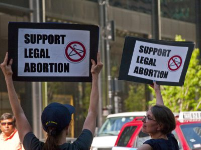 State Law Makes Abortion a Felony