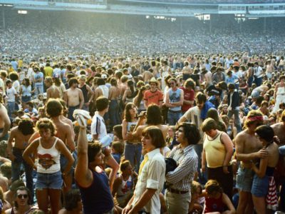 Book Excerpt: Those Crazy Days At County Stadium