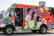 Tatays Truck. Photo from Milwaukee Downtown.