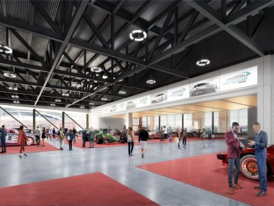 Plats and Parcels: See Inside Convention Center Expansion