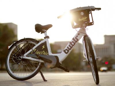 Transportation: Bublr Hosting E-Bike Preview May 19th