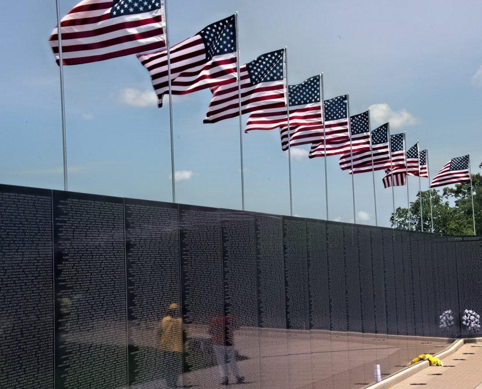 Vietnam War Memorial (Pixabay)