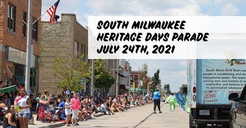South Milwaukee Heritage Days Parade
