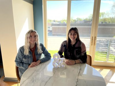 Ampersand Welcomes Valerie Anderson and Alaina Kallas as New Employees