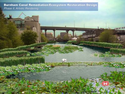 Eyes on Milwaukee: Contaminated Canal To Become Restored Wetland