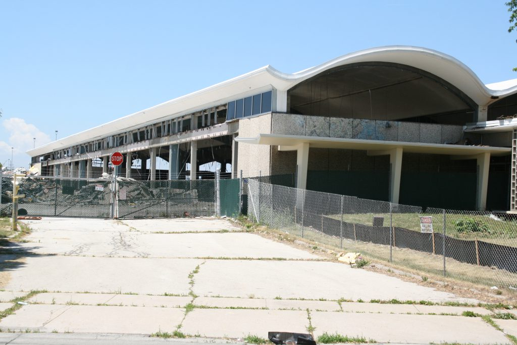 Former We Energies South Service Center at 2425 S. 35th St. Photo by Jeramey Jannene.