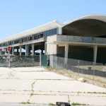Eyes on Milwaukee: MMSD Deconstructing Former We Energies Building For Flood Abatement Project