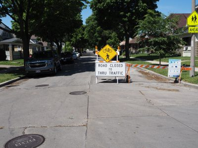 """Transportation: Milwaukee's """"Active Streets"""" Are Back"""