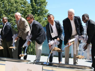 Eyes on Milwaukee: Barrett, Officials Celebrate Couture Groundbreaking
