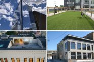 2021 Mayor's Design Awards winners. Images from Urban Milwaukee.