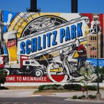 Schlitz Park Mural Completed