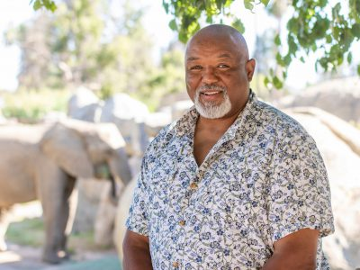 County Executive David Crowley Appoints Amos Morris as the New Director of the Milwaukee County Zoo