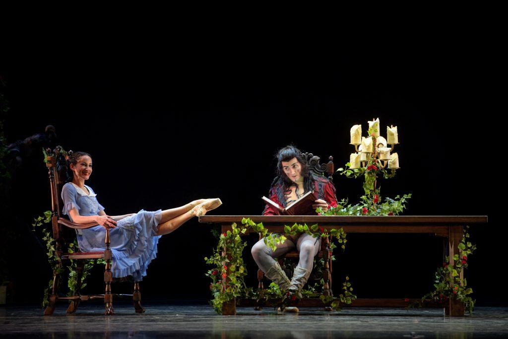 Annia Hidalgo and Patrick Howell. Photo Mark Frohna/Milwaukee Ballet.
