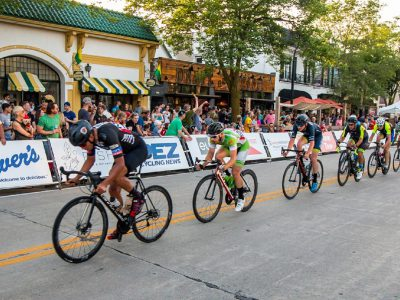 Entertainment: Bike Races, Brewers Games, Comic Con!