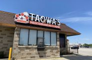 Taqwa's Bakery and Restaurant. Photo taken June 3rd, 2021 by Cari Taylor-Carlson.