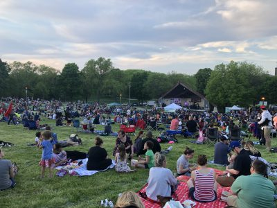 Chill on the Hill Is Back